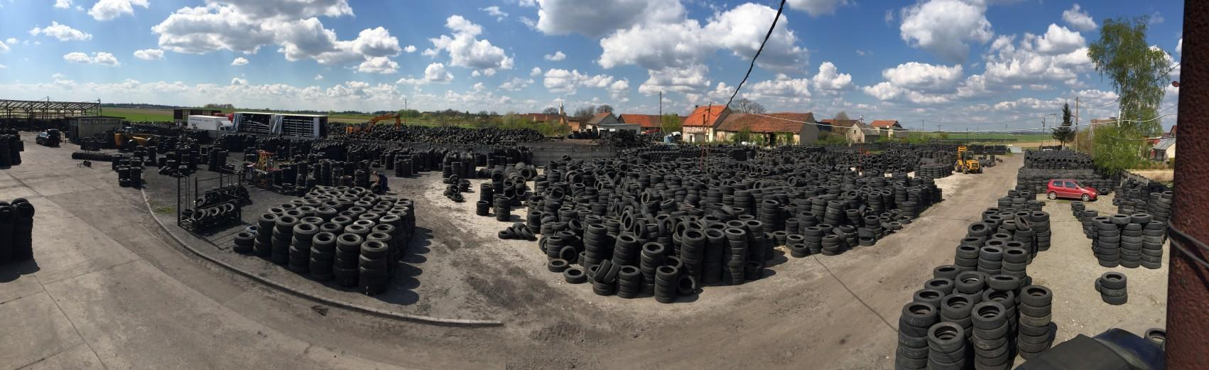 YOUR USED TYRE EXPORT AND IMPORT PARTNER -