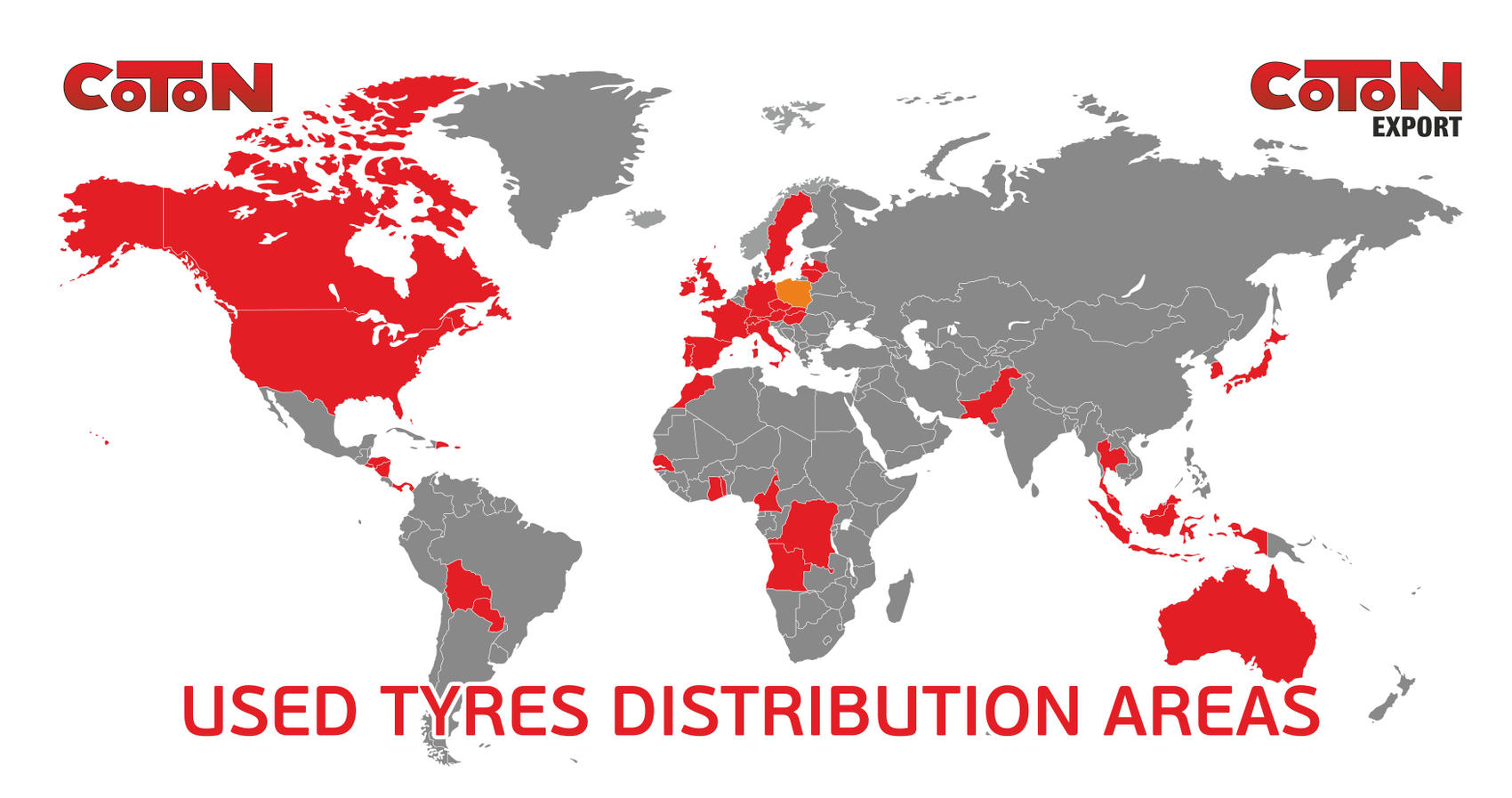 used tyres map