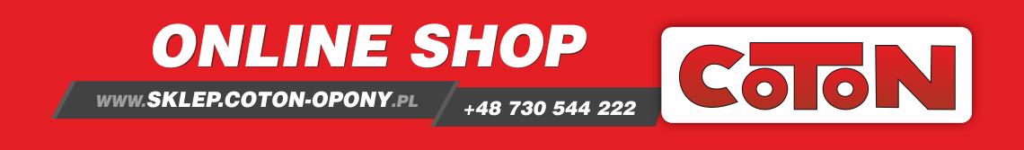Coton - online shop